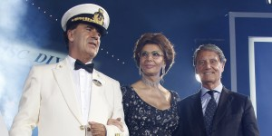 Commandant Giuliano Bossi -Sophia Loren - Gianluigi Aponte (2)