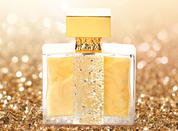 Ylang In Gold, so chic !