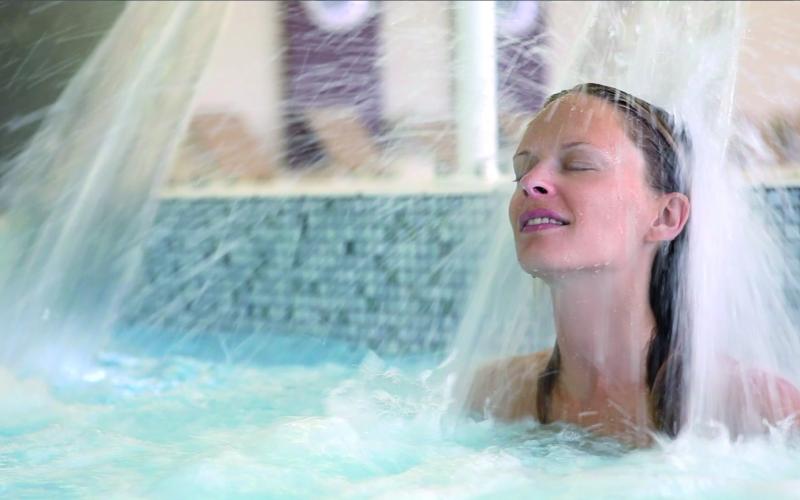 Au spa, histoire d'eau et plus encore