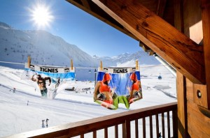Tignes free, hot &amp; spa