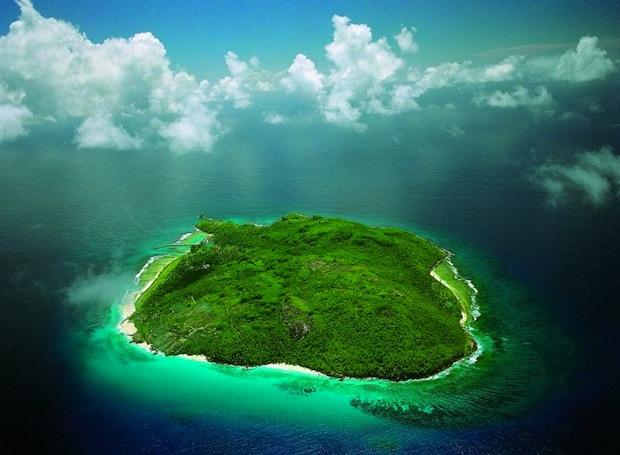 Bye, bye, je pars sur Fregate Island