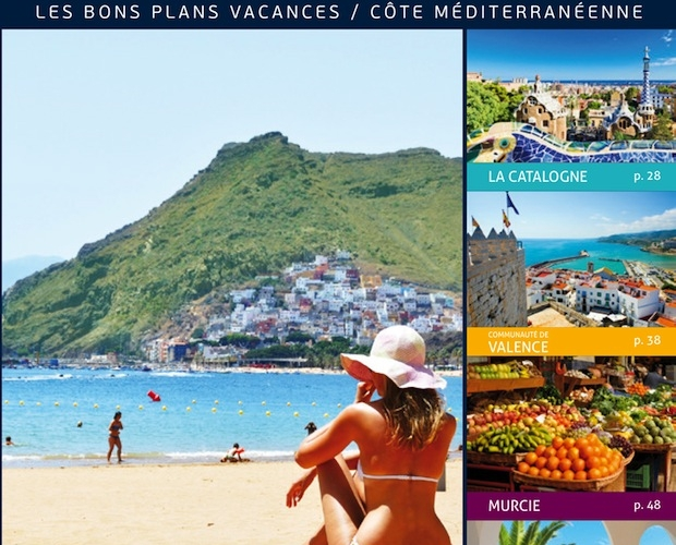Destination Espagne, mini mag et max d'infos