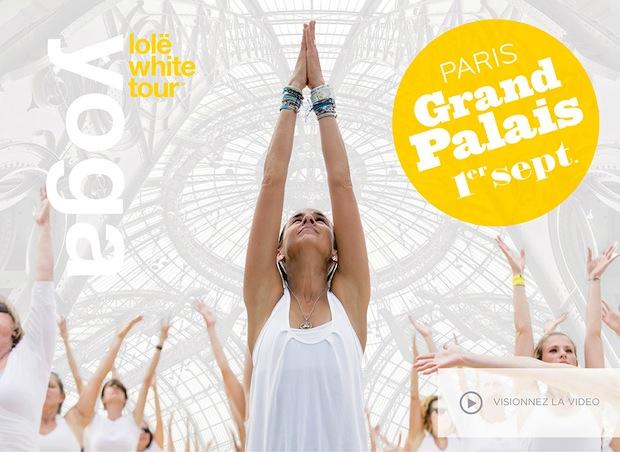 Lolë, yoga, peace & zen
