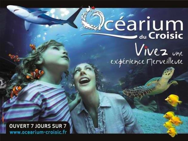 Au Croisic, voyage au fond des océans