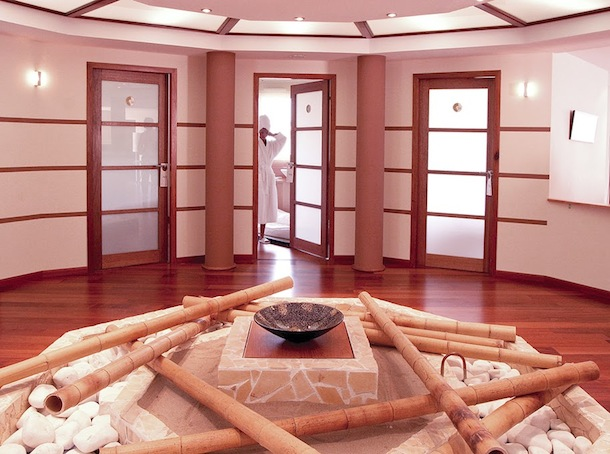 1200 m2 dédiés de thalasso-spa... © DR