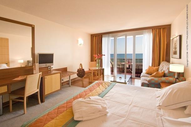 63 chambres et suites avec terrasse. © DR.