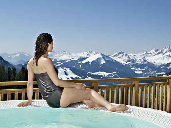 Avoriaz, Deep Nature spa. © DR.