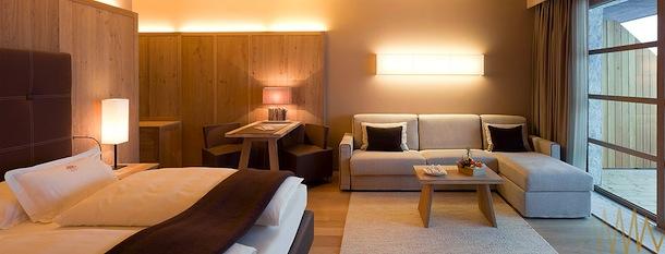 Chambre 50 m2 Alpina Dolomites