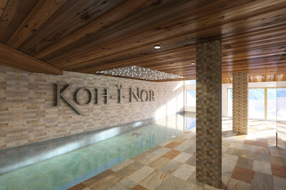 Spa Kohinor val thorens