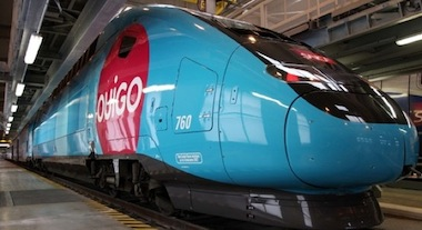 Ouigo est un TGV à classe unique. © DR.