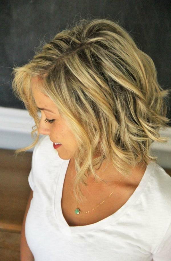 effet wavy chez le coiffeur