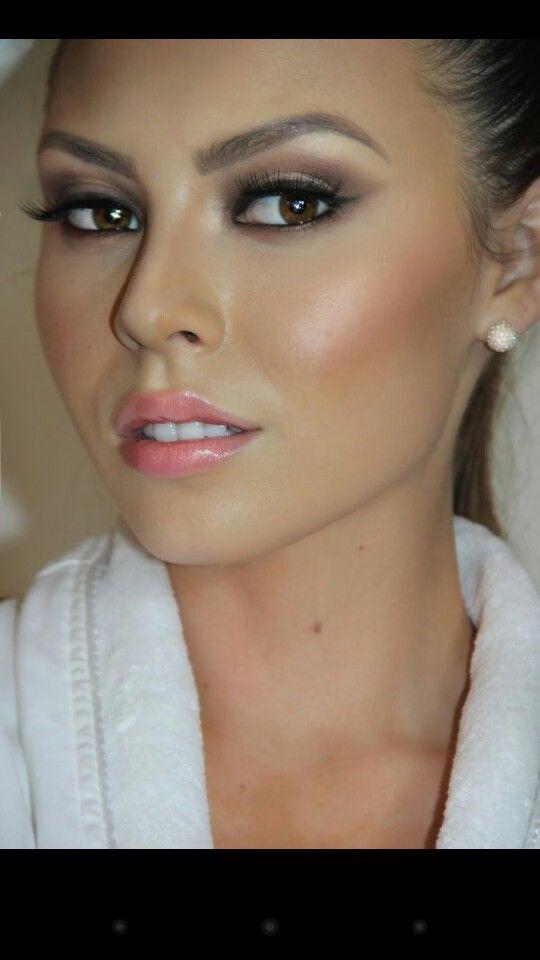 Quel maquillage pour mon mariage la bulle - Make up mariage ...