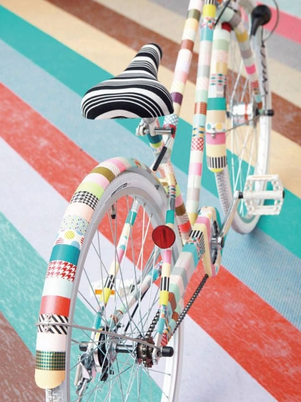 Masking tape vélo