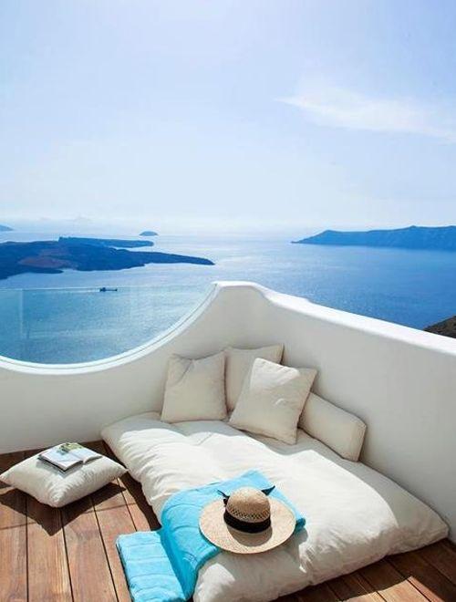 Ces endroits paradisiaques o j 39 aimerais tre l for Verre pile piscine