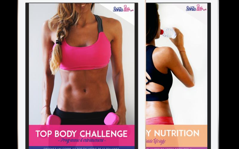 Le Top Body Challenge, bonne idée ou pas ?