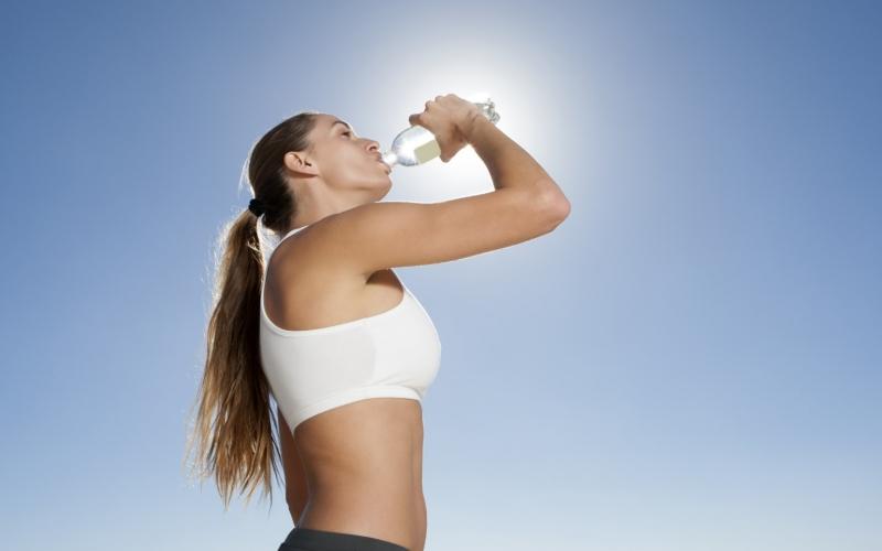 Sport et chaleur : comment ne pas se mettre en danger