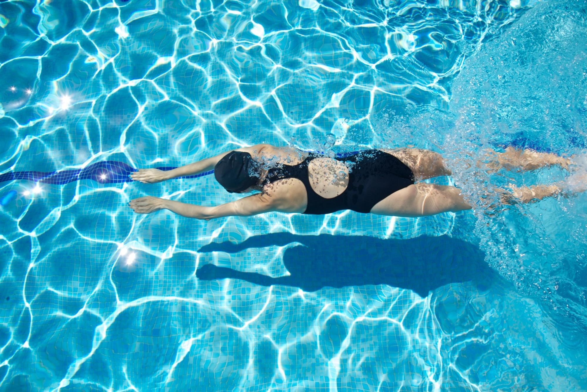 Bienfaits de la natation