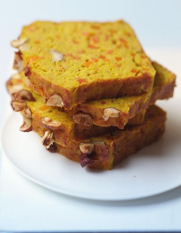 Cake Carottes Vegan