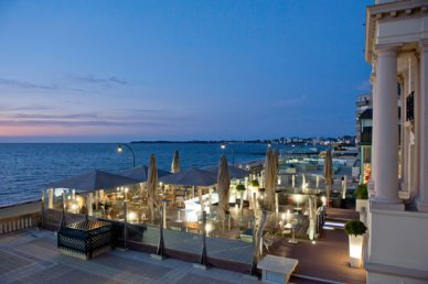 Restaurant Hotel Des Thermes Saint Malo