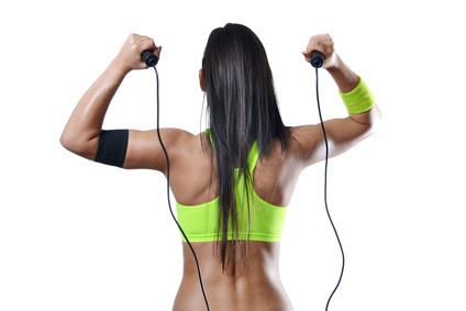 La corde à sauter : le sport parfait