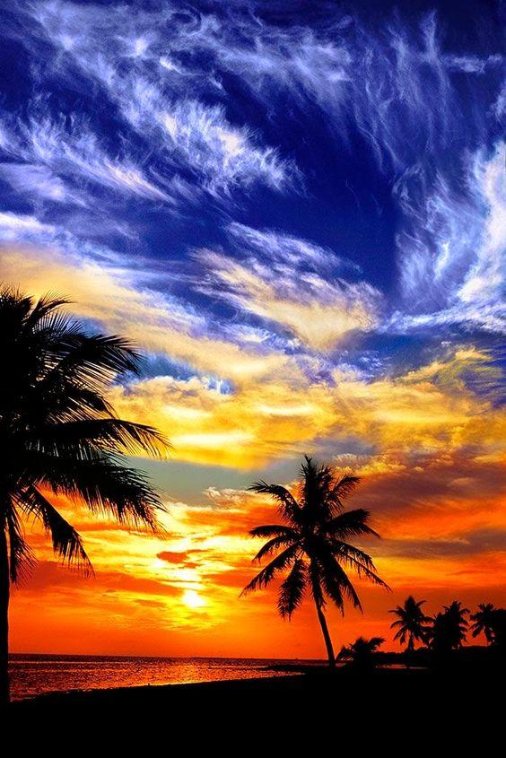 Coucher de soleil 2