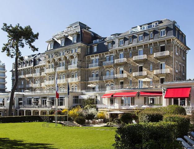 Zoom sur l'hôtel Barrière le Royal à La Baule