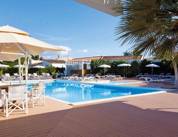 Hotel Restaurant Gastronomique Ile De Re