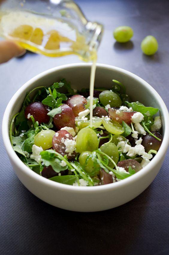 salade-raisin-feta-roquette