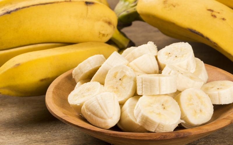 Miam, une banane !