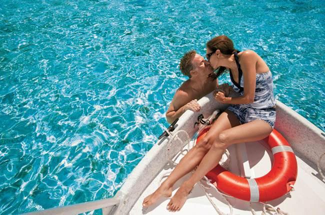 Un séjour bien-être à bord d'une croisière pour les voyages de noces ?