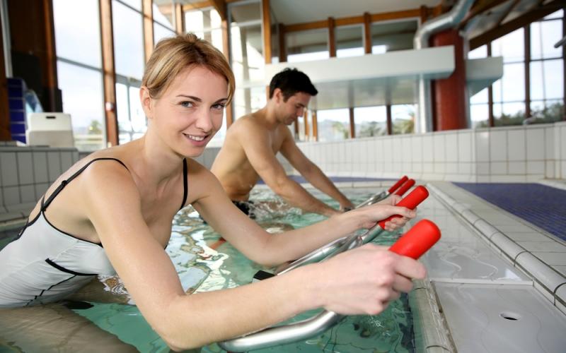 L'aquabiking : un sport complet