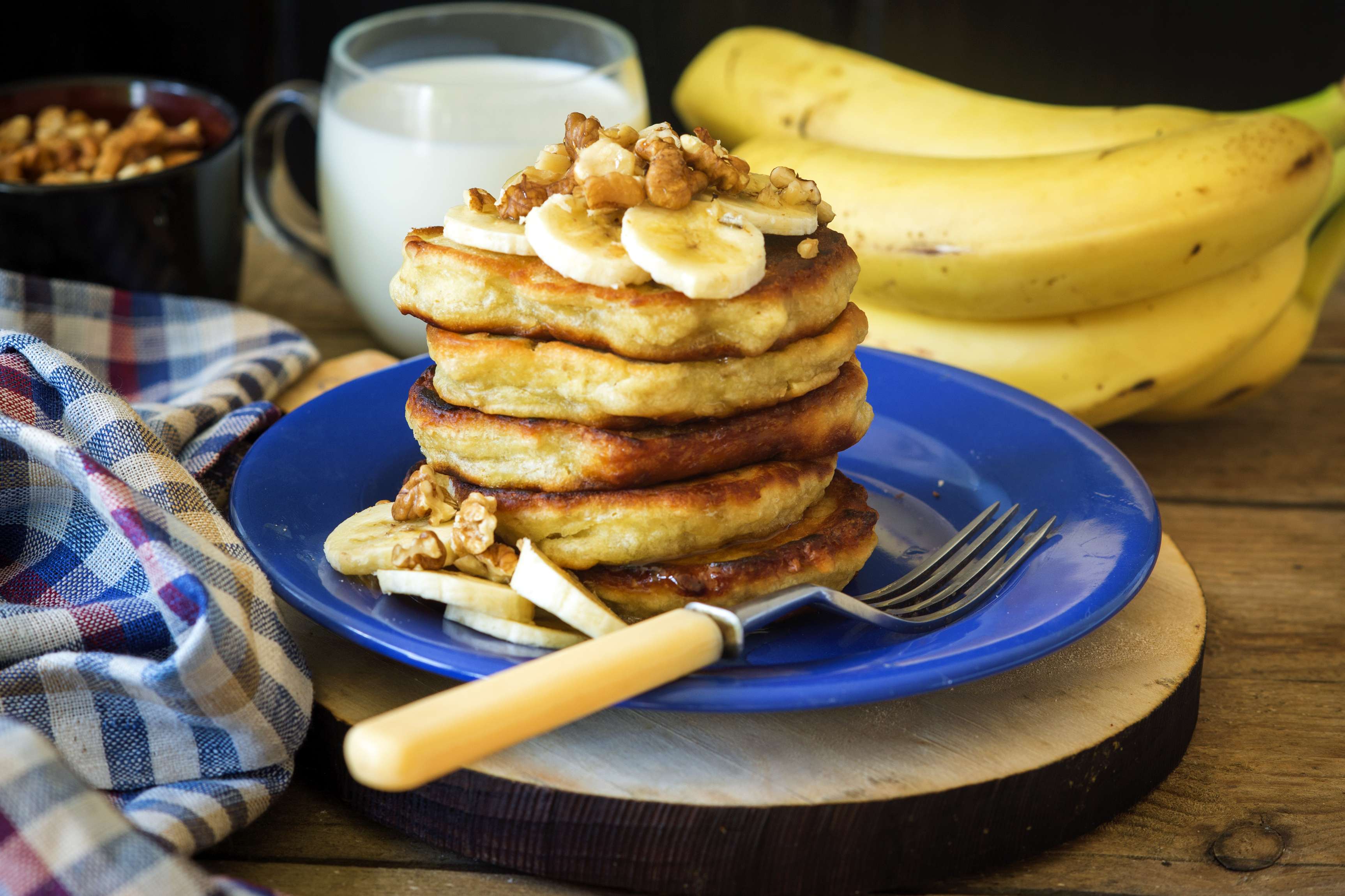 recette de pancakes healthy la bulle. Black Bedroom Furniture Sets. Home Design Ideas