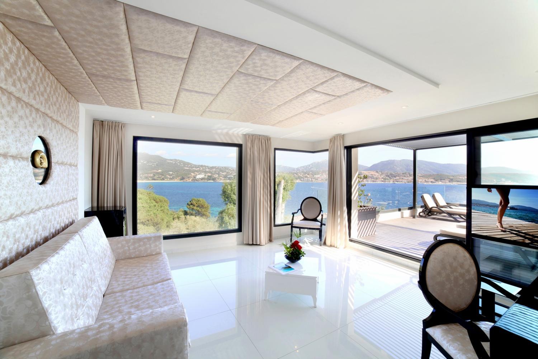 Chambre Hôtel & Spa Marinca 5*