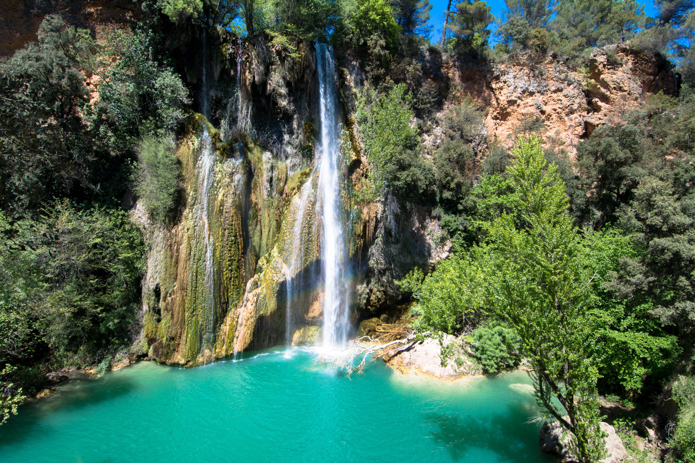 Une L�gende De La Cascade: Top 5 Des Plus Belles Baignades En France Pour Cet été