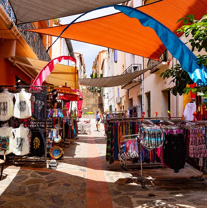 Les petites rues de Banyuls-sur-Mer