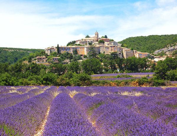 Village de Banon en Provence - Bien-être holistique
