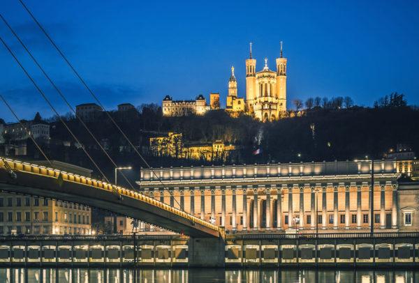 Que faire à Lyon - Notre Dame de Fourvière