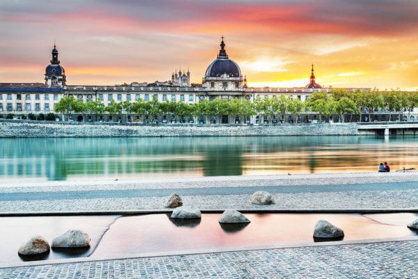 Que faire à Lyon - Place Bellecour
