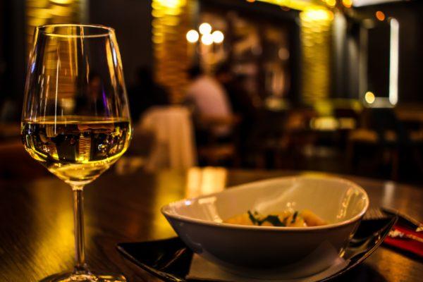 Que faire à Lyon - Vin et plat