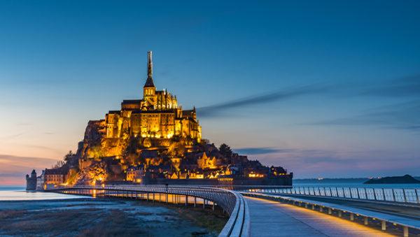 Normandie, Mont Saint-Michel