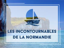 Normandie, les incontournables - visuel
